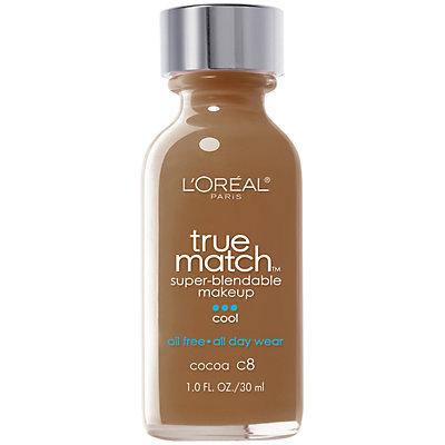 L'Oréal Paris True Match Super-Blendable Foundation