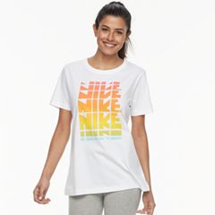 Women's Nike Sportswear Throwback Graphic Tee