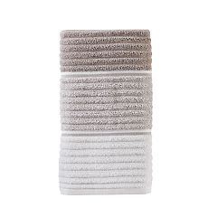 Saturday Knight, Ltd. Planet Ombre 2-pack Hand Towel Set
