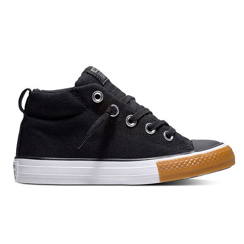 a738d6dc90a Boys  Converse Chuck Taylor All Star Street Slip Mid Sneakers