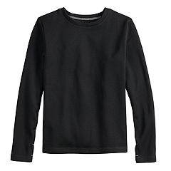 Boys 4-20 Cuddl Duds Ultra Plush Baselayer Top