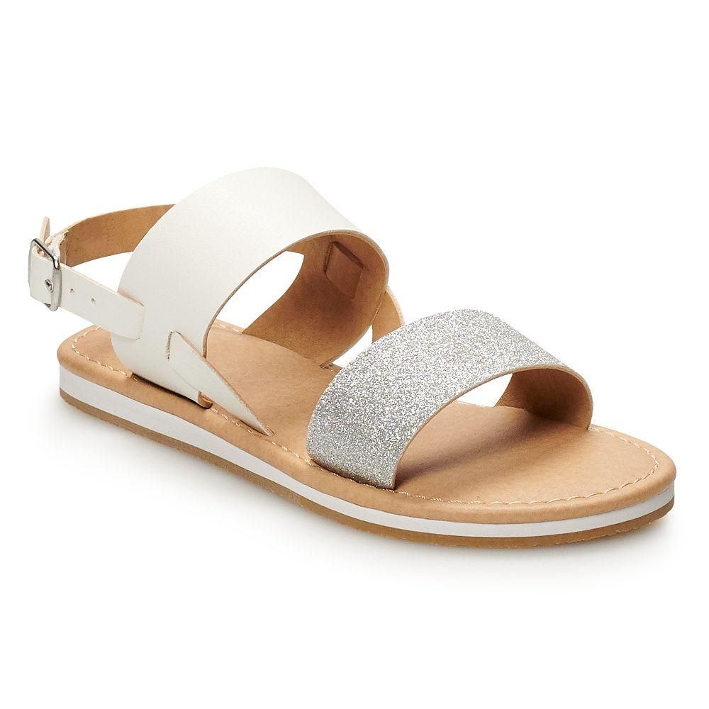 SO® Addie Girl's Sandals