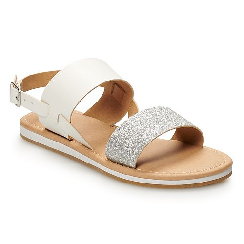 SO® Addie Girl's Sandals