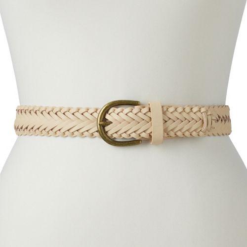 Women's SONOMA Goods for Life® Braided Belt