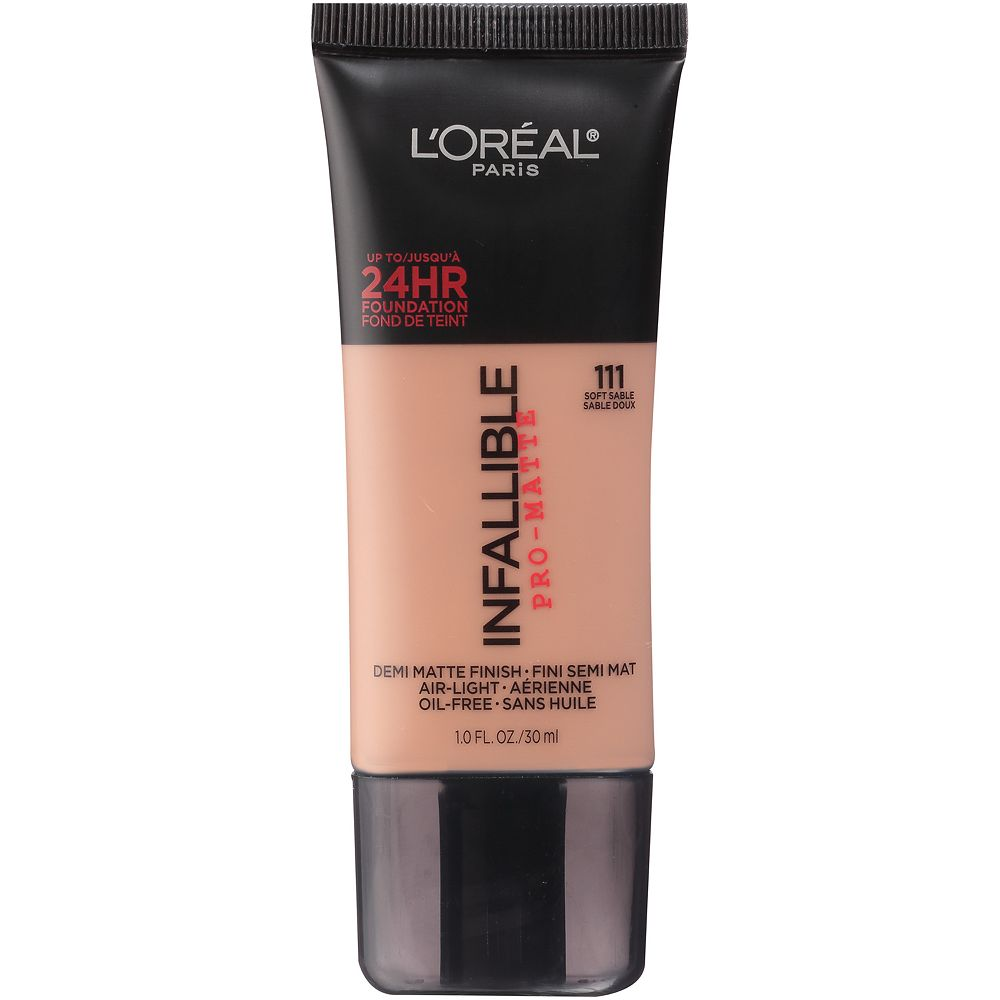 L'Oréal Paris Infallible Pro-Matte Foundation