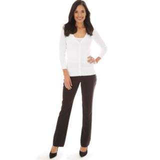 Women's Apt. 9® Button Front Cardigan