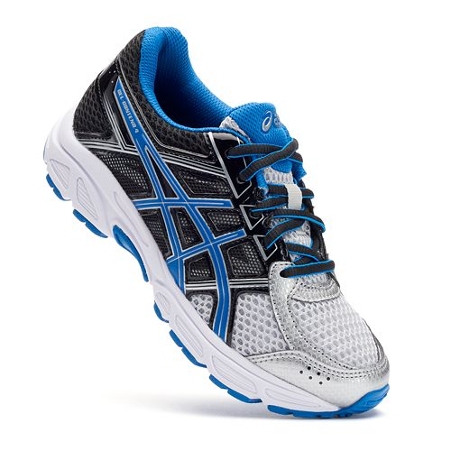 d5a672a53391 ASICS GEL-Contend 4 Grade School Boys  Running Shoes
