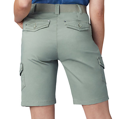 Women' s Lee Flex-To-Go Cargo Bermuda Shorts