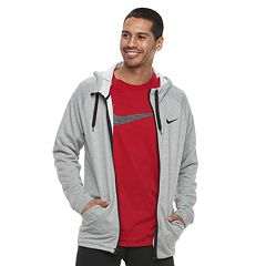 Men's Nike Dri-FIT Full-Zip Fleece Hoodie