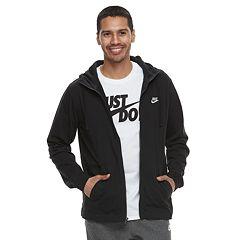 Men's Nike Full-Zip Jersey Hoodie