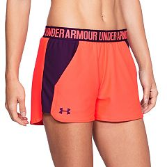 Women's Under Armour Play Up Pocket Shorts