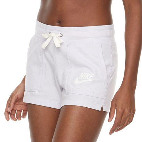 Women s Nike Gym Vintage Drawstring Shorts ce040bc53