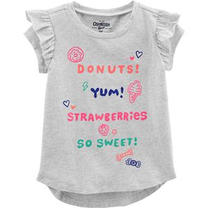 a71a3137 Toddler Girl Jumping Beans® Dinosaur Glittery Graphic Tee