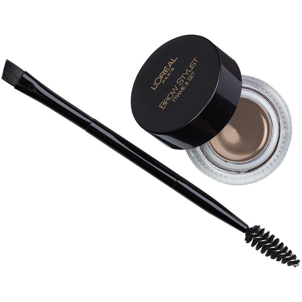 L'Oréal Paris Brow Stylist® Frame & Set Eyebrow Pomade