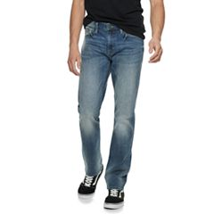 Men's Ring of Fire Nonstop Straight-Leg Jeans