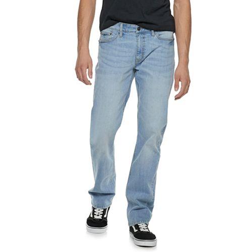 Men's Ring of Fire Nonstop Straight-Leg Jeans