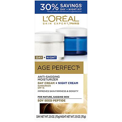 L'Oreal Paris Age Perfect Anti-Sagging Day + Night Cream