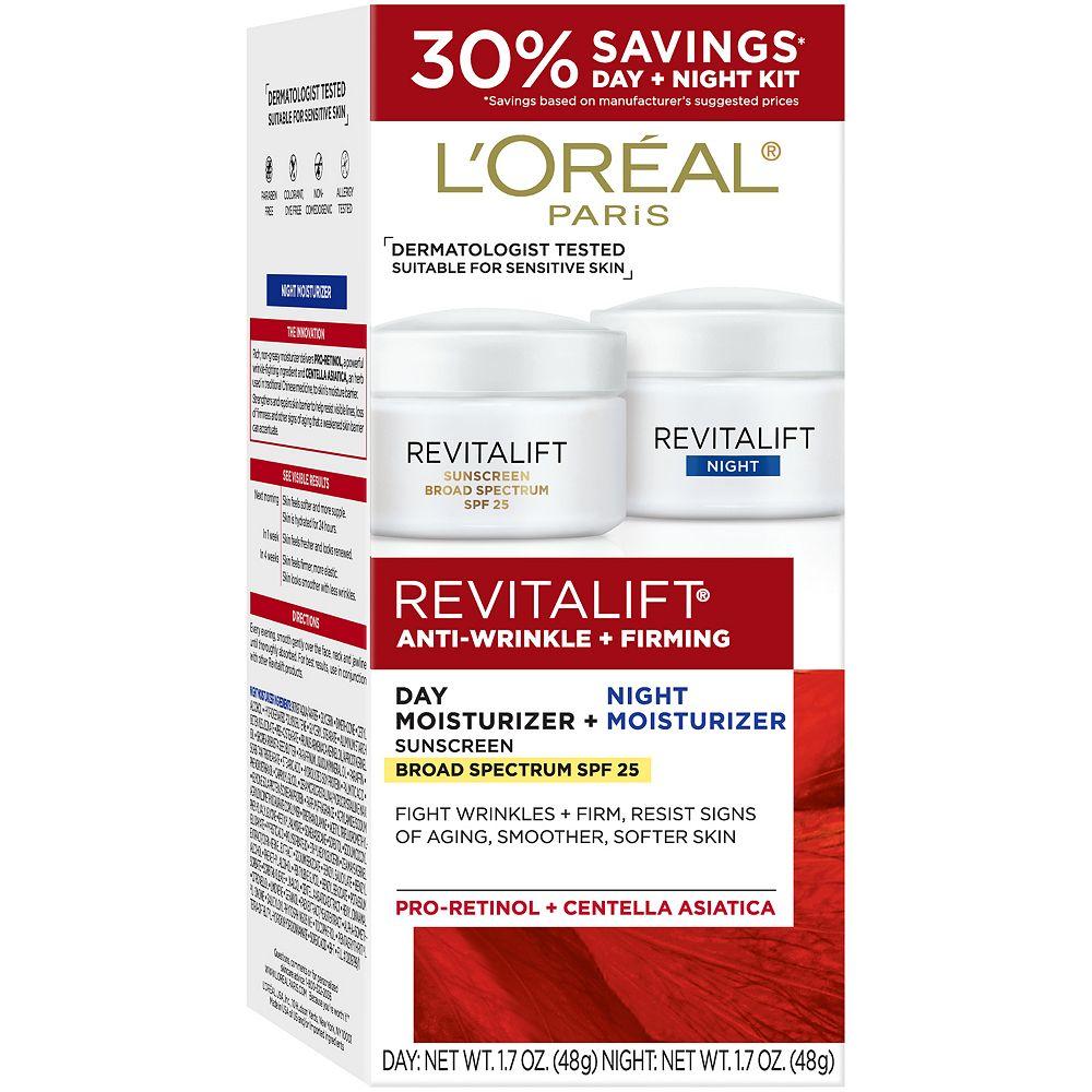 L'Oréal Paris Revitalift Anti-Wrinkle Skincare