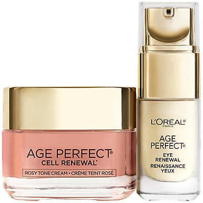 L'Oréal Paris Age Perfect Eye Renewal and Age Perfect Cell Renewal Kit