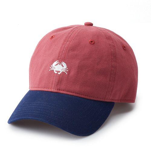 Men's Crab Cap