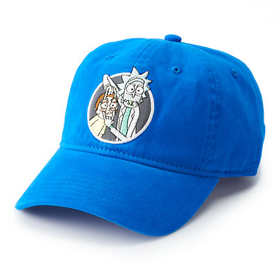Men's Rick & Morty Cap
