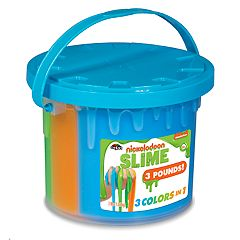 Nickelodeon Slime Tri Color  48-oz. Tub by Cra-Z-Art