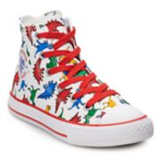 Boys' Converse Chuck Taylor All Star Dino High Top Shoes