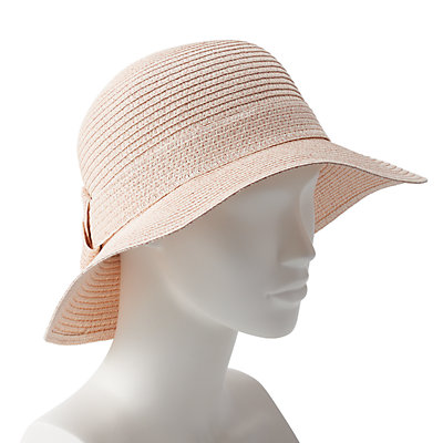 Women's LC Lauren Conrad Marled Bow Cloche Hat