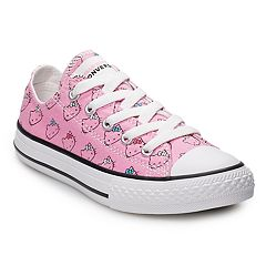 3719865e5ad3 Girls  Converse Hello Kitty® Chuck Taylor All Star Sneakers. sale