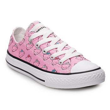 1dcdde14a508 Girls  Converse Hello Kitty® Chuck Taylor All Star Sneakers