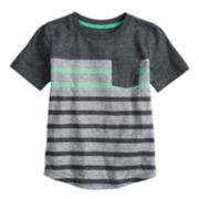 Boys 4-12 SONOMA Goods for Life? Striped Pocket Tee