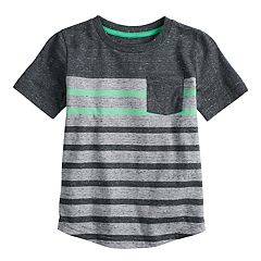 Boys 4-12 SONOMA Goods for Life™ Striped Pocket Tee
