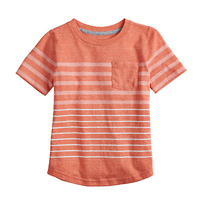 Boys 4-12 SONOMA Goods for Life? Striped Pocket Tee