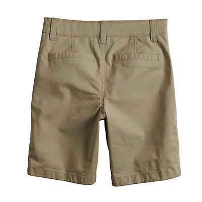 Boys 4-12 SONOMA Goods for Life? Flat Front Shorts In Regular, Slim & Husky