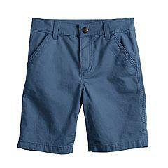Boys 4-12 SONOMA Goods for Life™ Flat Front Shorts In Regular, Slim & Husky