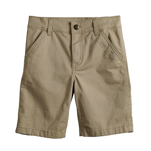 Boys 4-12 SONOMA Goods for Life® Flat Front Shorts In Regular, Slim & Husky