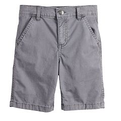 Boys 4-12 SONOMA Goods for Life™ Flat Front Shorts In Regular, Slim & Husky