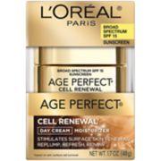 L'Oréal Paris Age Perfect SPF 15 Cell Renewal Day Cream