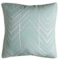 Rizzy Home Courtney Geometric Pillow