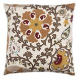 Rizzy Home Chelsea Medallion Pillow