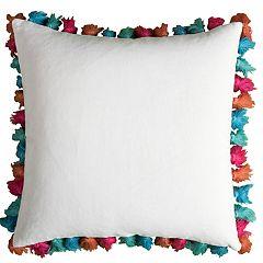 Rizzy Home Cecilia Solid Pillow