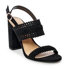 LC Lauren Conrad Streusel Women's High Heel Sandals