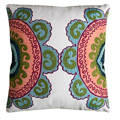 Rizzy Home Colleen Medallion Pillow