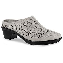 Easy Street Caitlyn Women's Heeled Mules