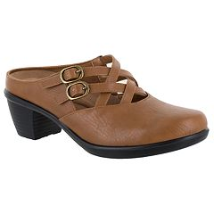 676208e6e4e Easy Street Marris Women s Heeled Mules