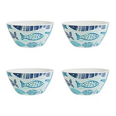 Celebrate Summer Together 4-pc. Coastal Cereal Bowl Set