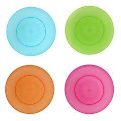 Celebrate Summer Together 4-pc. Warm Colors Dinner Plate Set