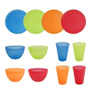 Celebrate Summer Together 12-pc. Cool Colors Dinnerware Set