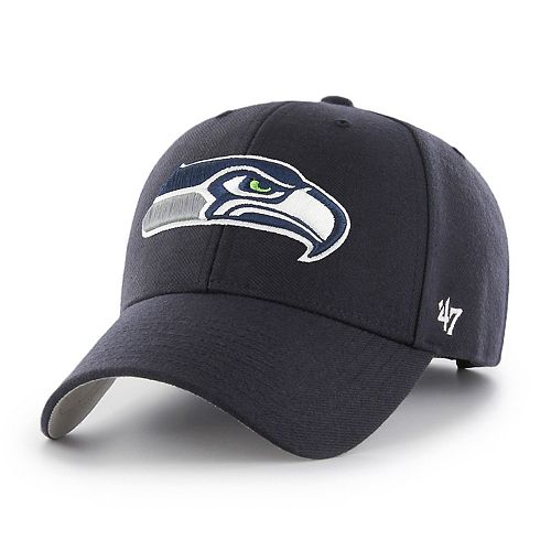 Adult '47 Brand Seattle Seahawks MVP Adjustable Cap