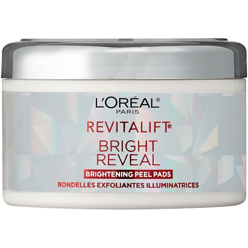 L'Oréal Paris Revitalift Bright Reveal Peel Pads